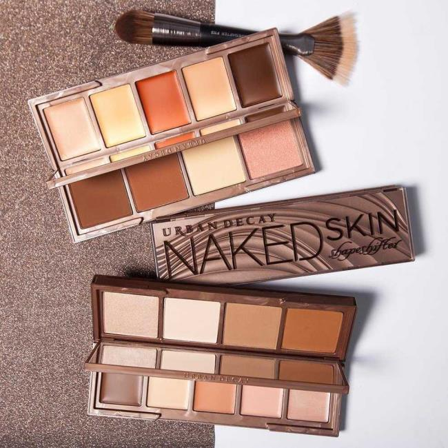 Naked Skin Shapeshifter Contour Palette | Urban Decay