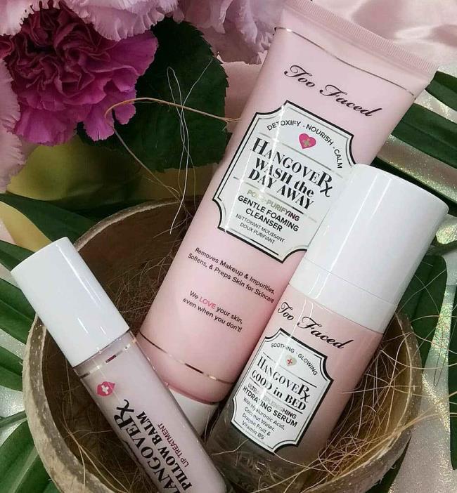 Too Faced Hangover Nacht-Hautpflege-Behandlungen