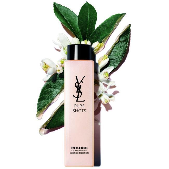 YSL Pure Shots: rangkaian perawatan kulit dengan ekstrak tumbuhan