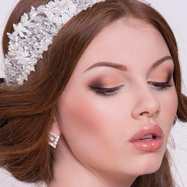 Bridal makeup 2020: 100 images of the most beautiful make-up