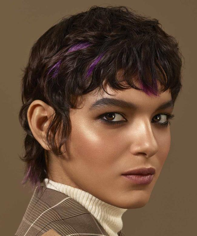 Hair color winter 2020 2021: all the trends in 60 images