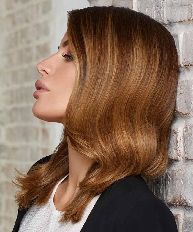 لون الشعر شتاء 2020 2021: كل الاتجاهات في 60 صورة