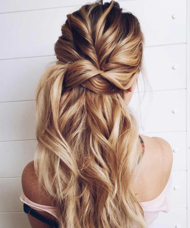 Trendy Spring Summer 2020 Hairstyles: 100 Photos