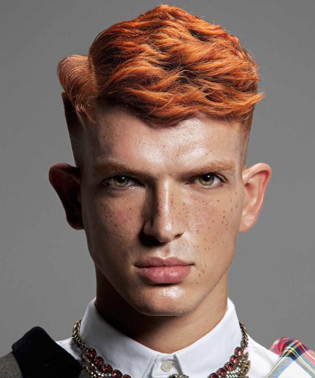 حلاقة الشعر العصرية للرجال 2021 في 130 صورة