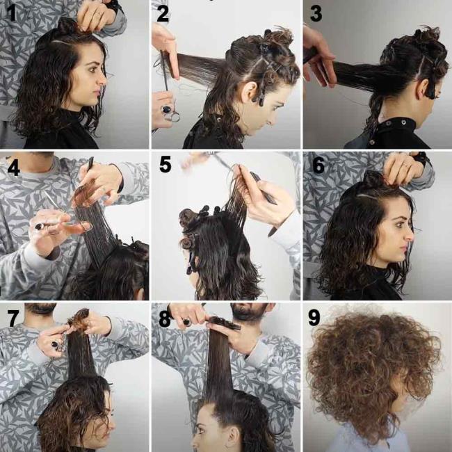 كيفية قص الشعر بنفسك في المنزل: 12 طريقة