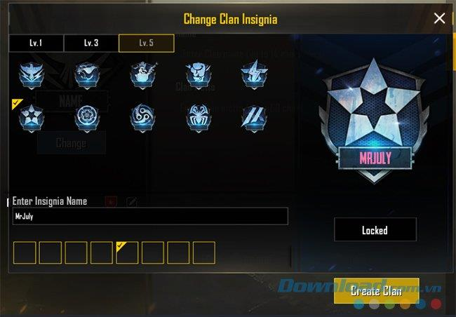 How to join a clan and create a new clan in PUBG Mobile