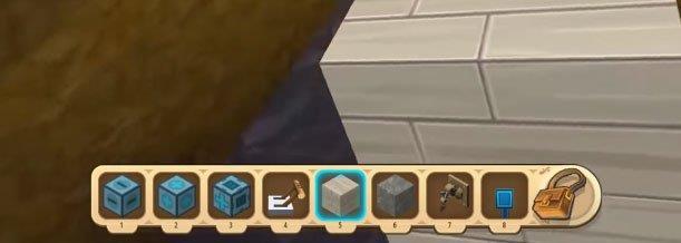 Wie man automatische Türen in Mini World herstellt: Block Art