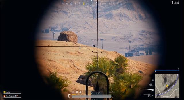 PUBG:ゲームで最高の狙撃銃のランキング