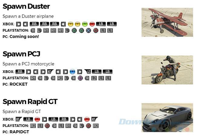 كيفية استخدام رموز الغش GTA على أجهزة PS3 و PS4؟