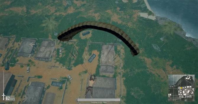 PUBG: قم بتجميع أهم مواقع القفز بالمظلات في خريطة Sanhok