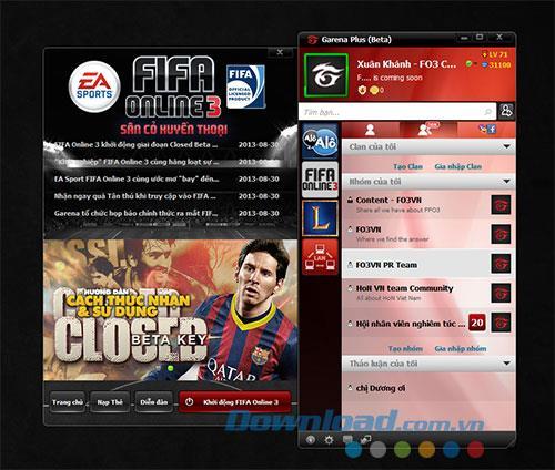نحوه دانلود و نصب بازی FIFA Online 3
