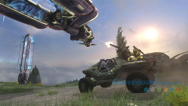 خلاصه بازی کد تقلب Halo: Combat Evolution