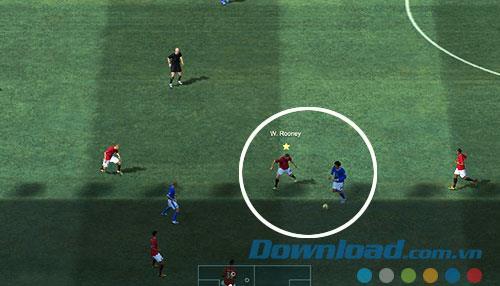 FIFAオンライン3での技術指導