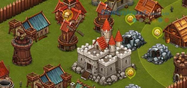 نکاتی درباره الماس رایگان در بازی Throne Rush