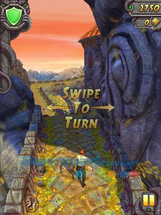نظام المهمة والهدف في Temple Run 2