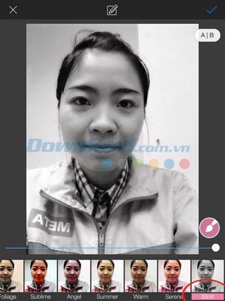 Tips for taking beautiful selfies with FotoRus