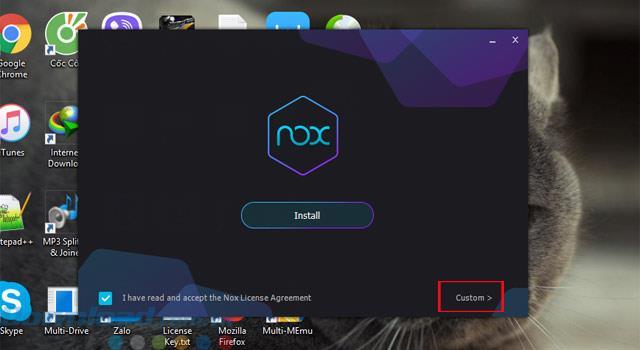 تعليمات تثبيت NoxPlayer 6 وتجربته