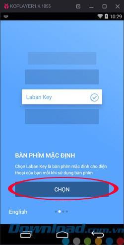 Anleitung zum vietnamesischen Tippen in der KOPlayer-Emulationssoftware