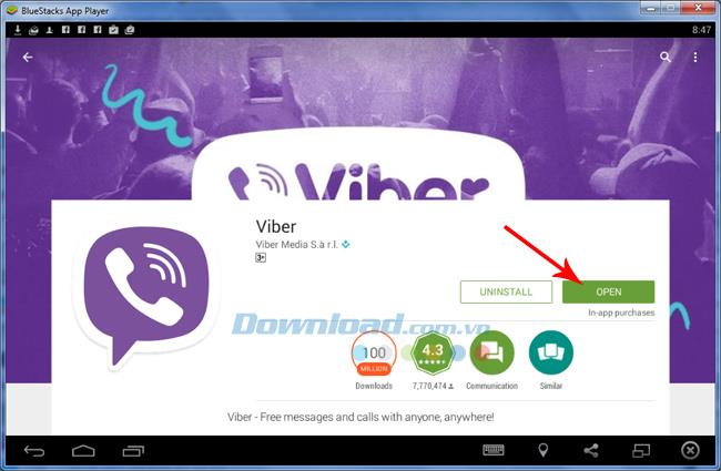 How to install Viber on a computer without a phone
