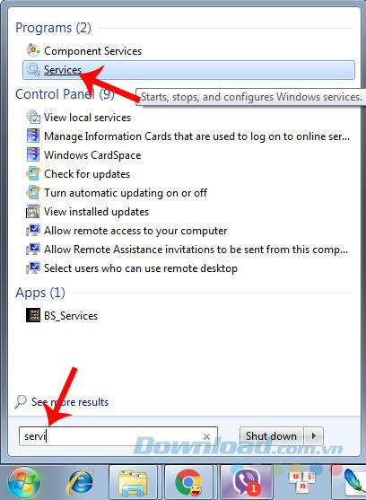 لا تسمح بتشغيل BlueStacks تلقائيًا على جهاز الكمبيوتر