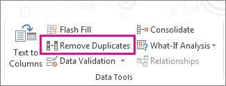 تعلم Excel - الدرس 6: كيفية تصفية القيم الفريدة وحذف القيم المكررة في Excel