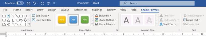 كيفية رسم خرائط ذهنية باستخدام Microsoft Word
