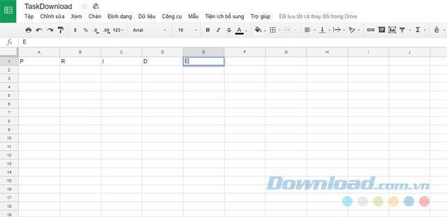 So verwandeln Sie eine Google Sheets-Tabelle in einen farbenfrohen Regenbogen