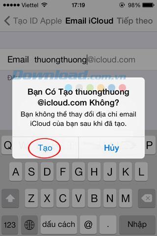 تعليمات لإنشاء حساب iCloud و Apple ID مجانًا