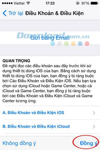 Anleitung zum kostenlosen Erstellen eines Kontos iCloud, Apple ID