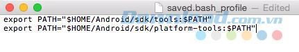 Anweisungen zur Installation des Android SDK unter Windows, Mac und Linux