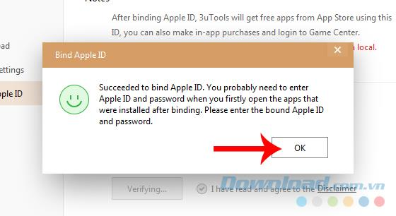 So melden Sie sich mit Ihrem Apple-Konto bei 3uTools an