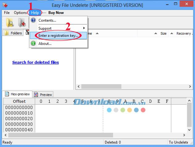 [Kostenlos] Copyright Easy File Software wiederherstellen