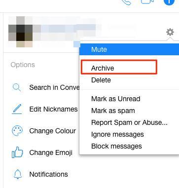كيفية استعادة الرسائل المحذوفة في Facebook Messager