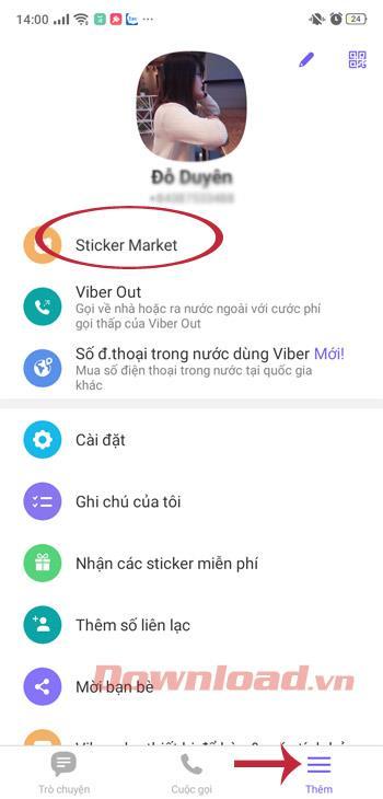 So erstellen Sie Sticker-Pakete auf Viber PC und Telefon