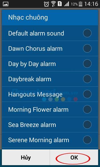 Android上のSkypeからの通話に個別の着信音を設定する方法