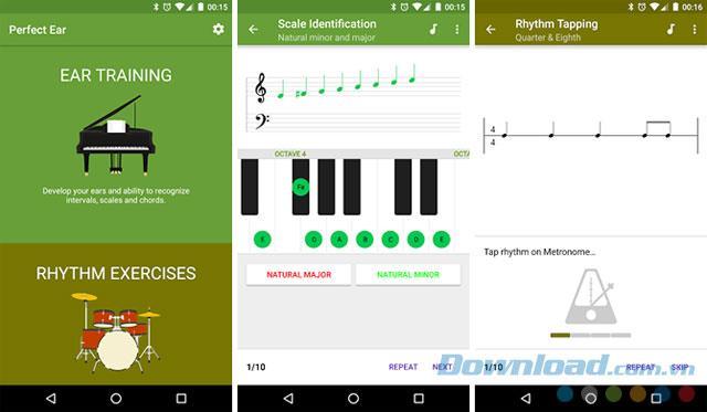5 kostenlose Apps, mit denen Sie auf Android Gitarre lernen und spielen können