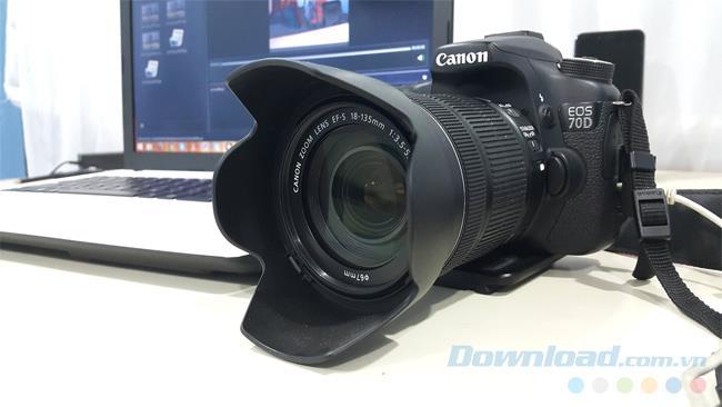 تحويل كاميرا DSLR إلى كاميرا كمبيوتر