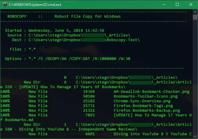 طرق تسريع نسخ الملفات على Windows 10