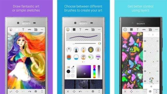 أفضل 10 تطبيقات للرسم على Android