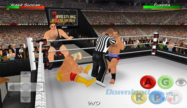 TOP 5 der besten Wrestling-Spiele für Android