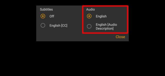 So ändern Sie Untertitel und Sprachen in Amazon Prime Video