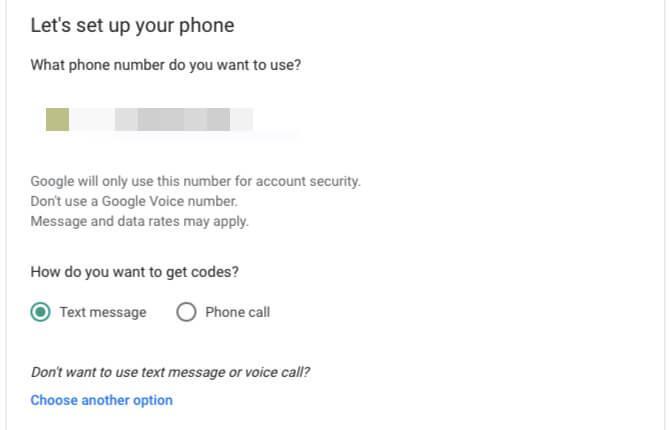 إعدادات حساب Google الضرورية لمزيد من الأمان