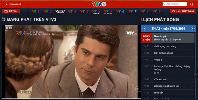 How to watch live VTV3, VTV3 HD