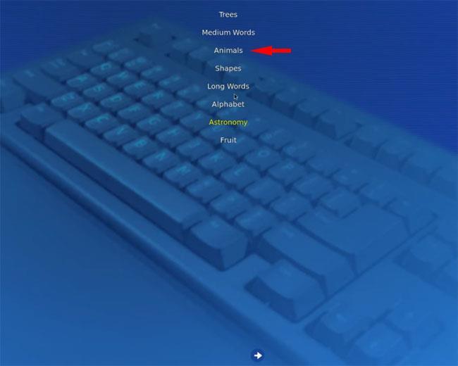 Anweisungen zur Installation und Verwendung von Tux Typing auf Computern