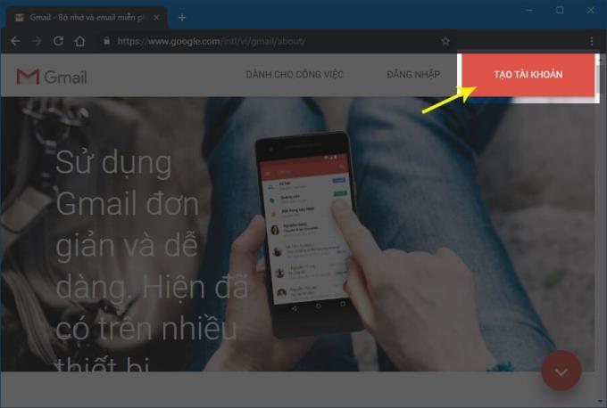 قم بالتسجيل في Gmail ، قم بإنشاء أحدث حساب Google 2019