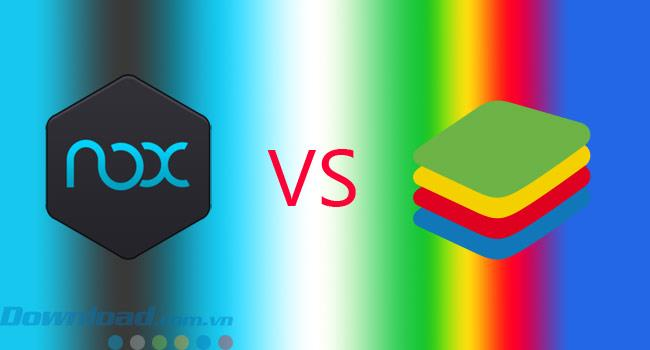 Vergleichen Sie BlueStacks 4 mit NoxPlayer 6