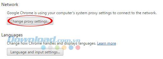 رفع این صفحه وب در Chrome موجود نیست