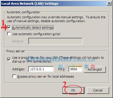 خطای عدم دسترسی به اینترنت پس از خاموش کردن Ultrasurf را برطرف کنید