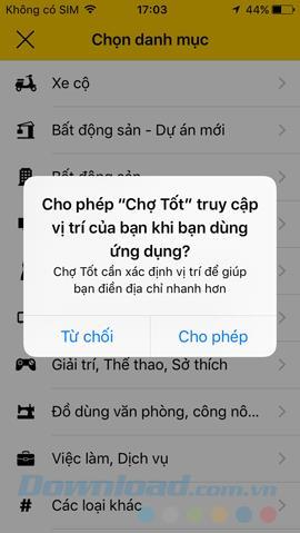 Wie man auf Cho Tot verkauft