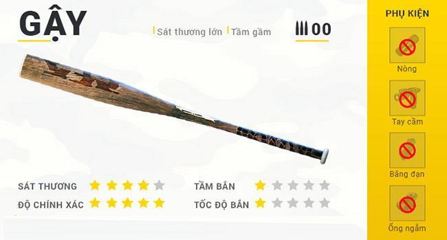 ملخص الأسلحة في Garena Free Fire